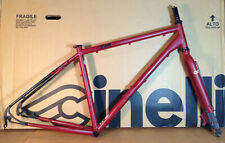 "Cinelli Hobootleg Geo Touring MTB Steel Frameset Size Large 19"" for 650b wheels"
