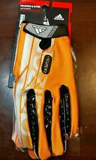 Tennessee Volunteers Adidas Game Gloves Team Receiver Issued Vols UT Football