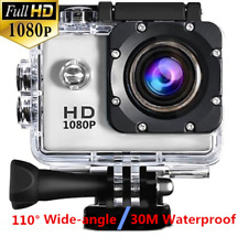 HD 1080P Sport Camera (type GoPro) Diving 30 Meter Waterproof Camera Mini DVR Ca