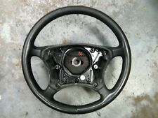 MERCEDES W220 S Class Steering Wheel Black