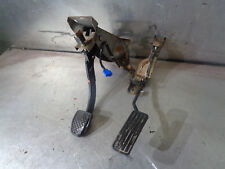 Subaru Impreza turbo GC8 V1-V3 1993-1996 OEM Accelerator & Brake Pedal Assembly