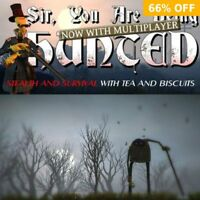 Sir, You Are Being Hunted - PC WINDOWS MAC LINUX - Steam