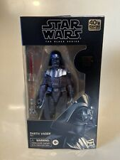 "Star Wars Black Series ~ 6"" CARBONIZED DARTH VADER EXCLUSIVE FIGURE ~ Hasbro"