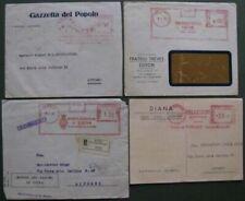 Francobolli del Regno d'Italia affrancature