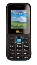 Dual Sim TT120 Mobile Phone -Camera - Bluetooth EE Pay as you go Blue