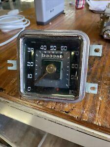 1950 Dodge Wayfarer Speedometer