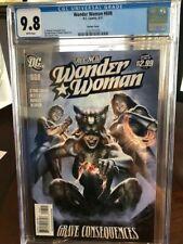 Wonder Woman 608 (2011) CGC 9.8!!  ALEX GARDNER VARIANT!!!  CHEETAH COVER!!