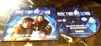 DOCTOR WHO THE END OF TIME / THE 11th HOUR PROMO ONLY LTD DVD 2010 MATT SMITH