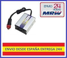 Transformador Inverter Conversor Corriente 12V/220V 200W ¡¡Entrega en 24 Horas!!