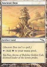 *MRM* FRENCH Ancienne tanière (Ancient Den) MTG Mirrodin