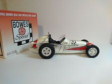 1962 A.J. Foyt Indy 500 Winner. Vintage Dirt Champ Bowes Special GMP # 7902 1:12