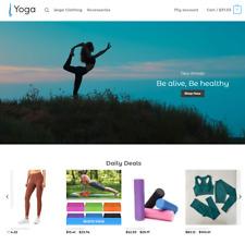 Yoga Turnkey Dropshipping, Multi vendor & Affiliate website - Free Installation