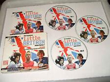 THE COMPLETE LITTLE BRITAIN Radio Series 1 (3 CD box set BBC Audio)