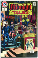 MIDNIGHT TALES #10, FN/VF, Marionette, Horror, 1972 1974, more Charlton in store