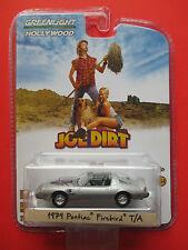 "GREENLIGHT HOLYWOOOD GREATEST HITS ""JOE DIRT"" 1979 PONTIAC FIREBIRD T/A NEW!"