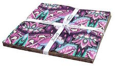 Free Spirit Eden by Tula Pink ~ Layer Cake 10-inch Squares Charm Pack Fabric