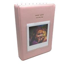 64 Pocket Album for Fuji Fujifilm Instax Square Instant Photos - PINKK