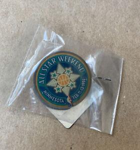 1994 NBA All Star Game Weekend Lapel Hat Pin - Minnesota Timberwolves