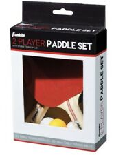 2 Player - Table Tennis Paddle Set Franklin (3 Balls Included!)