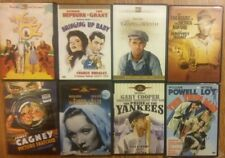 8 DVD Movie Lot Classic Hollywood 1930's 1940's Brining Up Baby Wizard of Oz etc
