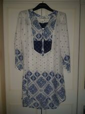 New Women's Light weight Summer Shirt Tunic by H&M size 10 (36)