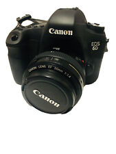 canon 6d with lens
