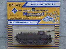 Roco Minitanks (New) Modern west German HS 30 APC with 20mm Gun Lot #989K