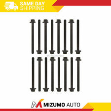 Head Bolts Fit 09-16 Ford Lincoln Mazda Mercury 3.5L 3.7L