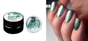 11 colors Flakes Shine Metallic Gel Polish Lovely Chrome for Nail Art