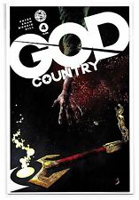 God Country #4 - Cover A - Geoff Shaw & Jason Wordie Cover - Nm - Image Comics!