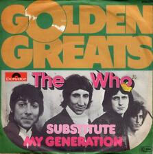 The Who My Generation / Substitute