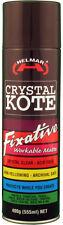 Helmar Crystal Kote Fixative 14.11 oz. Pastel Charcoal Pencil