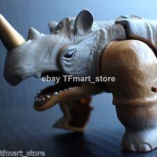 Takara Transformers Beast Wars BW Original Rhinox C-07 Body Only Japanese