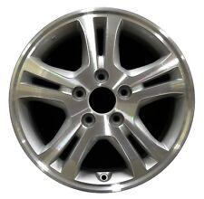 "16"" Honda Accord 2006 2007 Factory OEM Rim Wheel 63907 Silver Machined"
