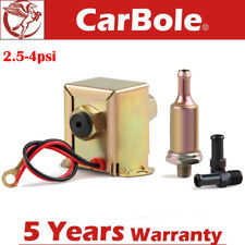 Portable 12V Standard Universal Electric Fuel Pump for Petrol Diesel 2.5-4psi