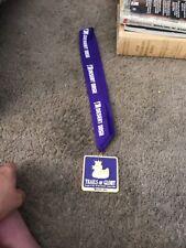 2013 Las Vegas Marathon Medal and Ribbon Trails Of Glory 11-23-2013