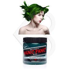 Manic Panic Classic Semi-Permanent Hair Dye - Green Envy 118ml