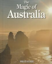 THE MAGIC OF AUSTRALIA Bruce Elder **GOOD COPY**