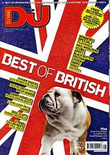 DJ MAG January 2014 BEST OF BRITISH + DOWNLOAD CARD/CODE FOR FULL TRACKS @NEW@