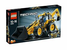 LEGO® TECHNIC 8069 Baggerlader Neu OVP_Backhoe Loader NEW MISB NRFB