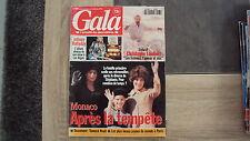 Magazine Gala n° 181 - Johnny Hallyday - 28 novembre au 4 décembre 1996