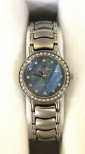 Lucien Piccard Diamond Ladies Watch Model 26373BL
