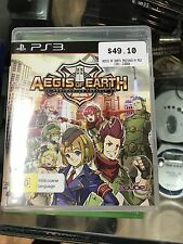 Aegis Of Earth - Protonovus Assault PS3