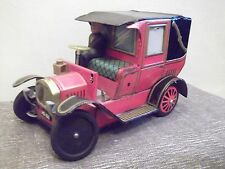 VINTAGE ALPS Tin Toy Car anni'60 made in Japan