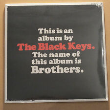 The Black Keys-Brothers ** Vinyl - 2 LP ** incl. GIANT POSTER ** NEW **