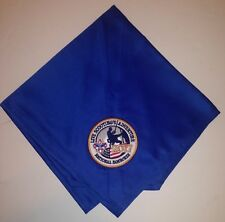 Official Satin PARTICIPANT Neckerchief 2017 National Boy Scout Jamboree - MINT