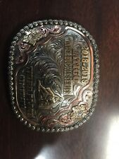 trophy buckle rodeo