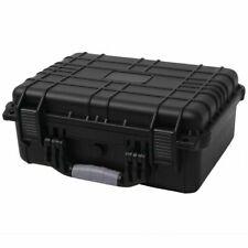 vidaXL 142167 Camera Protective Equipment Hard Case - Black