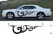 VINYL GRAPHIC DECAL CAR TRUCK KIT CUSTOM SIZE COLOR VARIATION MT-201