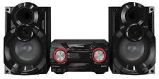 Panasonic SCAKX400 Mini Hi-Fi Stereo System - Black
